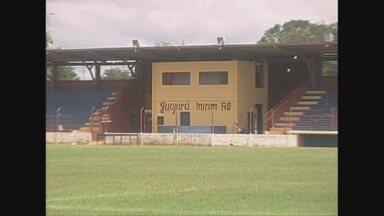 Estádio João Saldanha continua interditado, em Guajará-Mirim - Local não foi liberado pelo Corpo de Bombeiros.