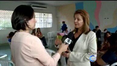 Justiça realiza mutirão para julgar processos de crianças em abrigos de Teresina - Justiça realiza mutirão para julgar processos de crianças em abrigos de Teresina