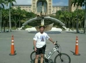 Vigilante vai pedalar de Iúna até Aparecida do Norte no ES - São mais de 600 quilômetros, ele fará o percurso pela segunda vez.