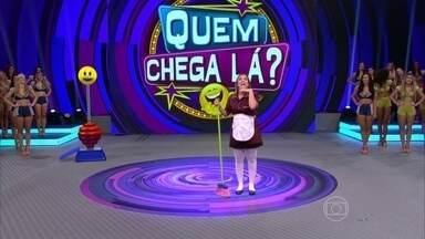 Relembre os quatro finalistas da quarta temporada do 'Quem Chega Lá?' - Confira a performance das feras no palco
