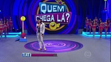 Gabriel Bandarra é 'o argentino do arrocha'! Confira o humor da fera - Assista à apresentação do humorista no programa
