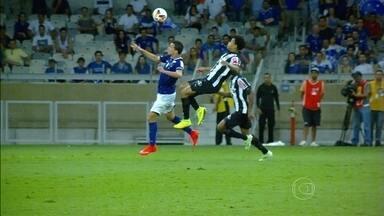 Atlético-MG vence Cruzeiro e será o representante de Belo Horizonte na final do Mineiro - A partida foi disputada no Mineirão, neste domingo (19), e terminou em 2 x 1. Veja os principais lances do jogo.