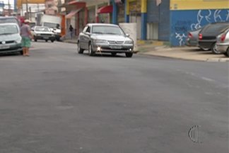 Obra em ponte da Avenida Santos Dumont, em Ferraz, ainda não foram finalizadas - Segundo prazo informado pela Prefeitura para a entrega das obras também não foi respeitado.