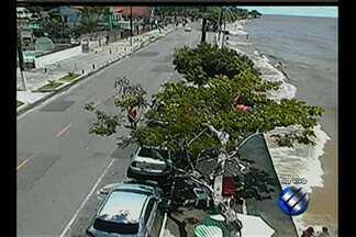 Maré alta pode chegar a 3,6 metros em Belém e distritos nesta segunda-feira (20) - O feriado também será de maré alta com 3 metros e meio após às 13h.