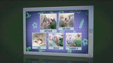 Quíntuplos completam uma semana no hospital - Mãe e bebês continuam internados em um hospital de São Paulo.
