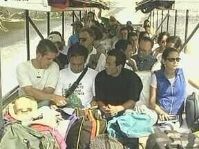 Viagens no feriado de Tiradentes deve movimentar R$ 2 bilhões, no Brasil - Previsão é do Ministério do Turismo.