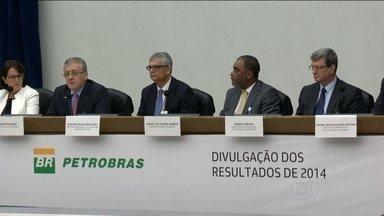 Petrobras admite prejuízo de R$21 bilhões em balanço auditado - Depois de cinco meses de atraso, a empresa apresentou o balanço auditado de 2014, levando em conta as perdas com corrupção, má gastão e desvalorização de bens e equipamentos.