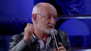 Sílvio de Abreu acredita que contribuição da novela é colocar assuntos em discussão - Autor comenta pergunta de Bial sobre qual fronteira a TV não deve ultrapassar