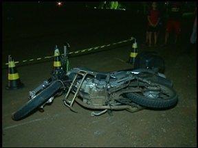 Homem morre atropelado em rodovia - Acidente foi na entrada do município de Jacutinga, RS.