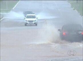 Meteorologista explica período de fortes chuvas no Tocantins - Meteorologista explica período de fortes chuvas no Tocantins