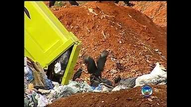 Cetesb nega pedido da Emdurb para expandir aterro sanitário - A Cetesb negou o pedido da Emdurb de expandir o aterro sanitário de Bauru. Essa foi uma das saídas que o município procurou para tentar resolver o problema do lixo na cidade.