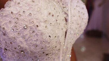 Hoje é dia de noivas: Vestido - Alexandre Henderson vai nos apresentar um vestido de noiva diferente do tradicional
