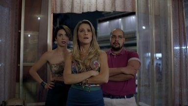 Chapa Quente - Episódio do dia 07/05/2015, na íntegra - Marlene anuncia que irá colocar silicone