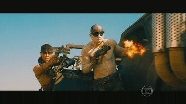 'Mad Max: A Estrada da Fúria' estreia nos cinemas - Longa do diretor George Miller é lançado 30 anos de último da trilogia.