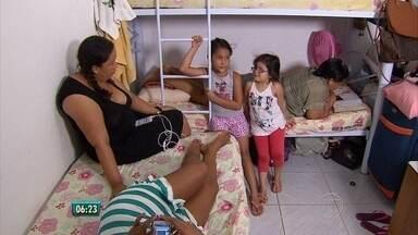 No Recife, casa de apoio ajuda pacientes que vêm do interior tratar câncer - Fundadora teve a ideia depois de vencer a doença.