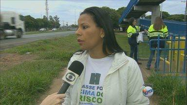 40% das mortes no Corredor Dom Pedro foram por atropelamento - Muitas vezes, perto das passarelas.