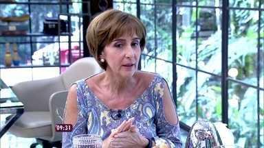 Viviane, do Instituto Ayrton Senna, comenta mudanças na educação no século XXI - Colégio Estadual Chico Anysio, no Rio de Janeiro, é referência em educação