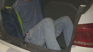 Adolescente é preso pela segunda vez por roubo de carro no mesmo dia em Campinas - Desta vez ele foi apreendido.