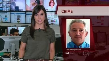 Confira as principais notícias do G1 em um minuto - Destaque para jovem que esfaqueou e matou ciclista que tem 15 passagens pela polícia