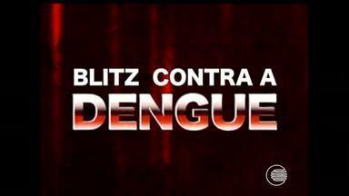 Combate à dengue chega a canteiros de obras de Teresina - Combate à dengue chega a canteiros de obras de Teresina
