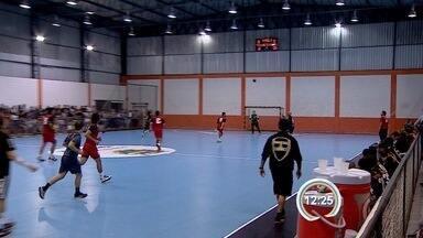 Taubaté estreia com vitória no Pan-Americano de Handebol - Equipe do Vale do Paraíba vence Luterano, do Chile, por 40 a 17.