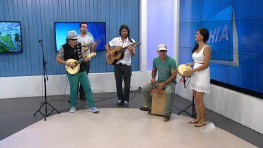 Armandinho é o convidado musical no estúdio do BMD - Artista está com nova temporada em Salvador; confira.