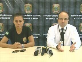 Três pessoas são presas em flagrante durante operação contra pedofilia em RR - Operação Araceli foi realizada pela Polícia Federal.