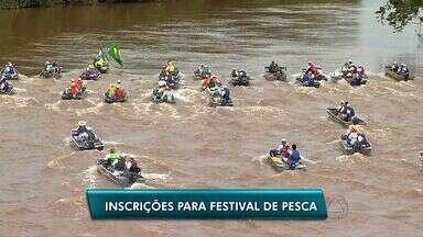 Inscrições abertas para o Festival de Pesca de Barra do Bugres - Inscrições abertas para o Festival de Pesca de Barra do Bugres.