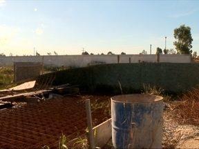 Obras paradas de creches em Pelotas resultam em furto de materiais de construção - Ao todo estão previstas 14 Escolas. Algumas já deveriam ter sido entregues.