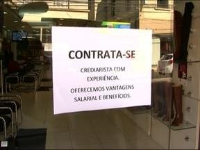 A falta de qualificação faz sobrar vagas no comércio de Bento Gonçalves - A dificuldade encontrada pelos empresários é a falta de qualificação.
