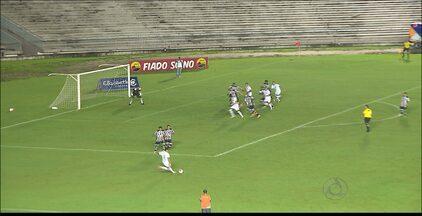 Veja os gols de Botafogo-PB e Treze pelo Paraibano 2015 - Jogo terminou empatado em 1 a 1. Resultado ruim para ambos.