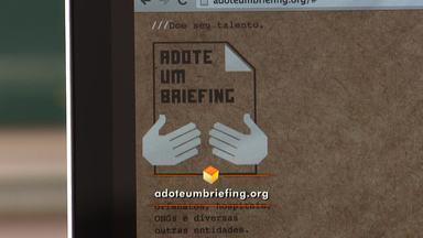 Site Adote um Briefing ajuda ONGs a divulgar seu trabalho - O objetivo do site é melhorar a comunicação entre as organizações e a população