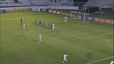 Ponte Preta vence a Chapecoense com golaço de Cajá - Confira os quatro gols da partida em Campinas.