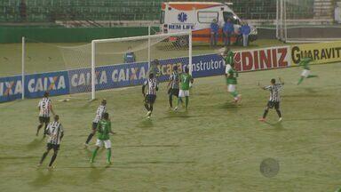 Guarani empata em casa com o Tupi e se complica na Série C - O time de Campinas está perto da zona do rebaixamento