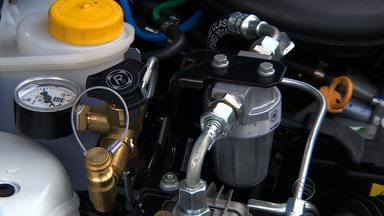 Com a alta da gasolina, comerciantes estão optando pelo Gás Natural Veicular - Com a alta da gasolina, comerciantes estão optando pelo Gás Natural Veicular.
