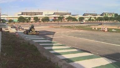 Vila Olímpica recebe Amazonense de Motovelocidade e Kart - Terceira etapa do Campeonato Amazonense de Motovelocidade e a abertura do estadual de Fórmula Kart acontecem neste fim de semana.