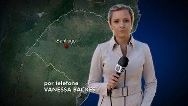 Nos últimos 13 anos, cinco pontes caíram na região central - Neste domingo, a ponte de ferro Júlio de Castilhos, principal acesso de Jaguari, desabou. Relembre os outros quatro casos.