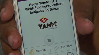 Nós.doc: web rádio é feita com programação 100% indígena - Rádio Yandê toca músicas e notícias enviadas por comunidades indígenas de diversas partes do país.