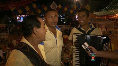 Danilo Alves fala ao vivo sobre o trânsito de Campina Grande no São João - Veja as informações.