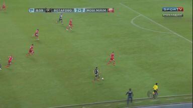 Mogi Mirim perde para o Botafogo na Série B do Campeonato Brasileiro - A partida terminou em 3 a 1 para o Botafogo e contabilizou a quarta derrota em seis jogos do Brasileirão.