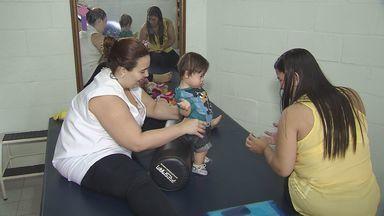 Apae de São Vicente realizam iniciativas que ajudam alunos e as famílias - Apae de São Vicente realizam iniciativas que ajudam alunos e as famílias