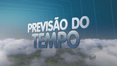 Confira a previsão do tempo para a tarde desta quarta-feira (10) no Sul de Minas - Confira a previsão do tempo para a tarde desta quarta-feira (10) no Sul de Minas