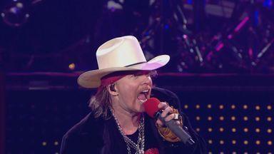 Guns N' Roses Live At The 02 Arena 2013