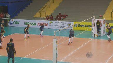 Amistoso de vôlei entre Brasil e Japão acontece neste sábado (13) no Taquaral - Seleção Brasileira Feminina faz jogo no Ginásio do Taquaral a partir das 19h.