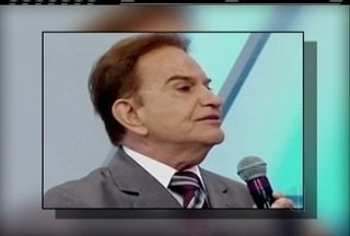 Corpo do cantor e radialista José Messias será enterrado em Saquarema neste sábado - Messias era jurado do programa Raul Gil.