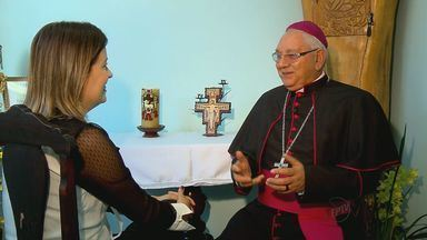 Veja a 1ª parte da reportagem especial sobre a vida do bispo Dom Diamantino, de Campanha - Veja a 1ª parte da reportagem especial sobre a vida do bispo Dom Diamantino, de Campanha