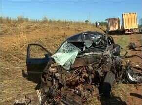 Jovem morre em acidente na TO-080 entre Palmas e Paraíso do Tocantins - Jovem morre em acidente na TO-080 entre Palmas e Paraíso do Tocantins