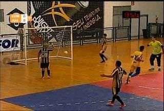 Juazeiro enfrenta o Tiaguá no futsal - Juazeiro enfrenta o Tiaguá no futsal