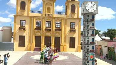JPB trouxe a banda Brasas do Forró para animar no Parque do Povo - Programa foi transmitido direto do Parque do Povo, em Campina Grande.
