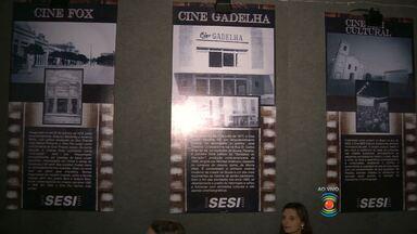 Cine Capitólio é representado em réplica no Parque do Povo, em Campina Grande - Conheça um pouco da história desse cinema.
